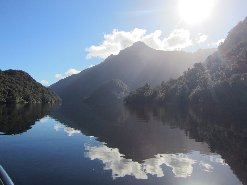 Doubtful Sound, Fiordland South Island, New Zealand
