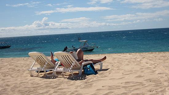 Beachcomber Island, Fiji.