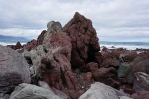 Red Rock, Wellington, New Zealand