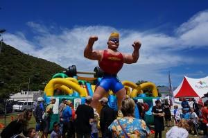 Eastbourne Carnival 2014, Eastbourne, Wellington