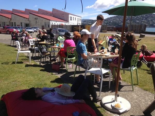 Chocolate Fish Cafe, Maupuia, Wellington