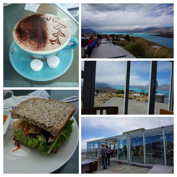 Astro Cafe, Mt John, Lake Tekapo, South Island, New Zealand