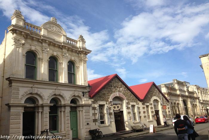 Oamaru, South Island, New Zealand