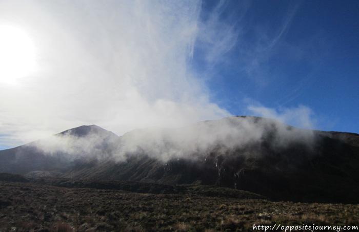 Tongariro National Park, North Island, New Zealand