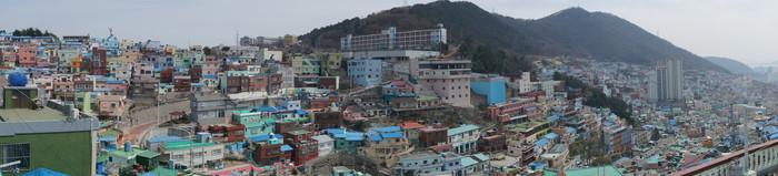 Korea01_Busan Gamcheon Culture Village