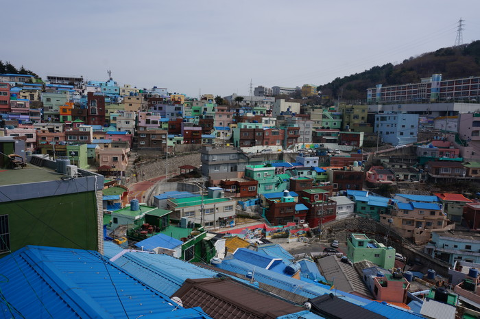 Korea08_Busan Gamcheon Culture Village