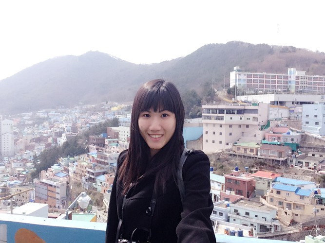 Korea09_Busan Gamcheon Culture Village