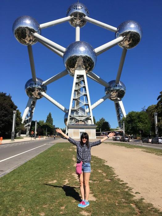 f02_Brussels Atomium