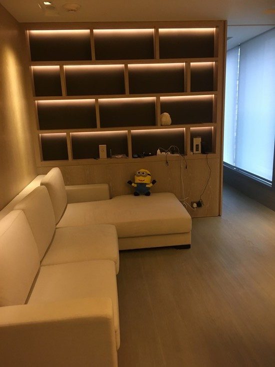 02HK One96 Hotel Living Room 2