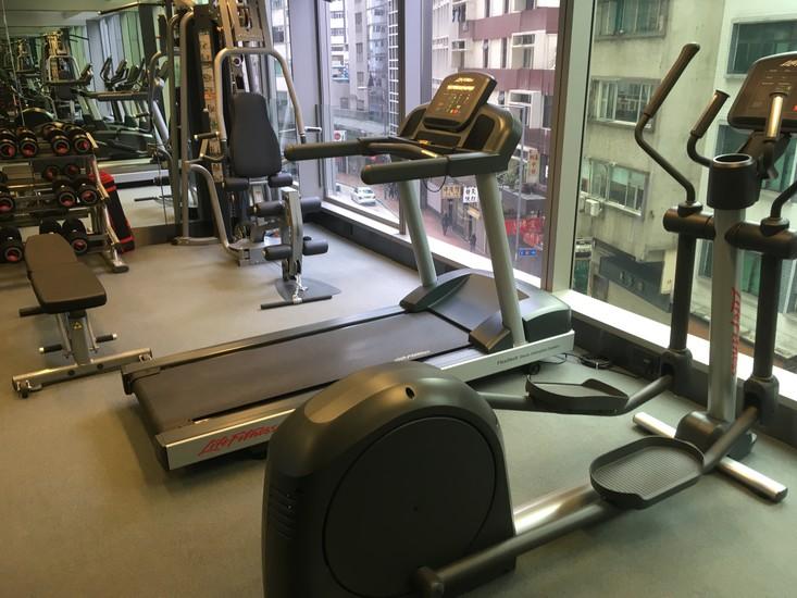 12-1HK One96 Hotel Gym