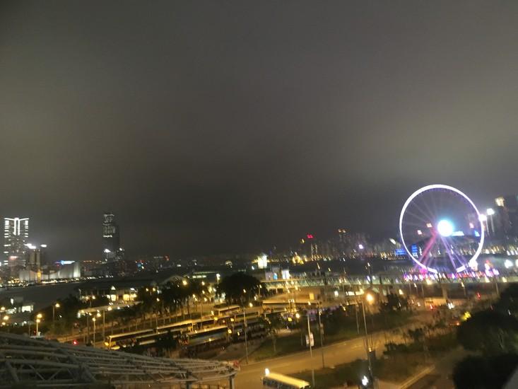 HK01 IFC Mall Roof Garden