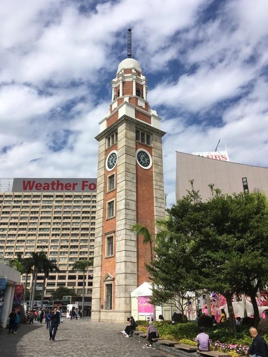 HK07 Tsim Sha Tsui Clock Tower