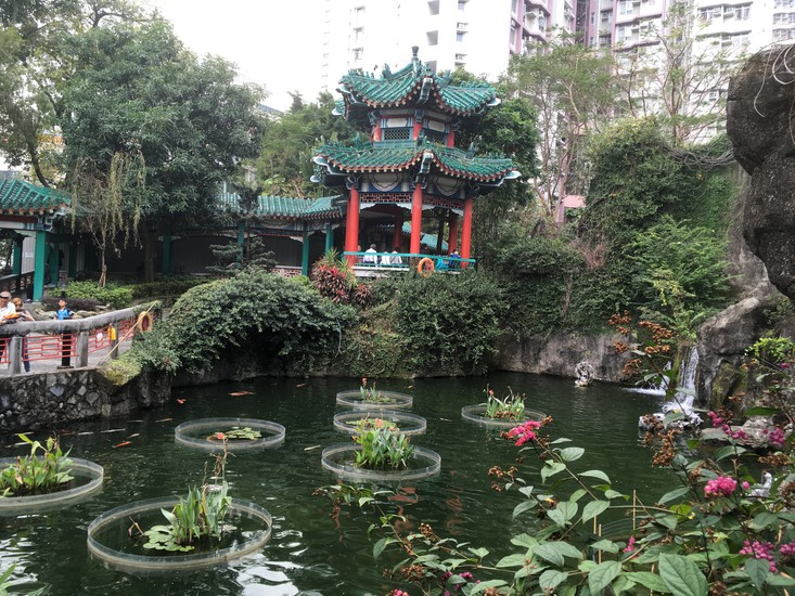 HK14 Wong Tai Sin Temple