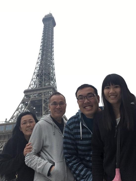 'Eiffel Tower' in Macau