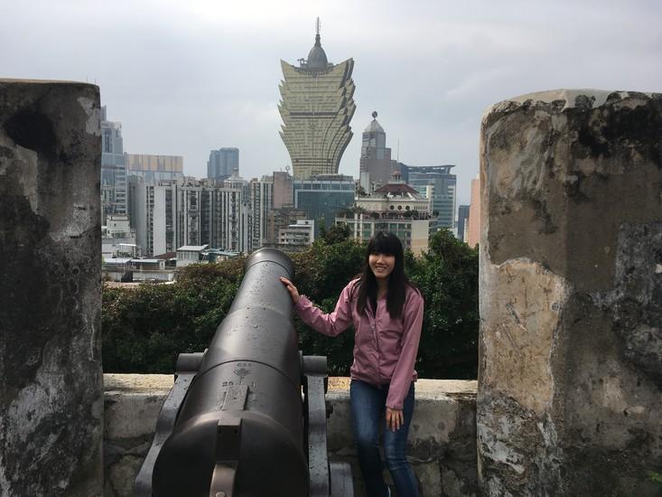 Monte Forte, Macau
