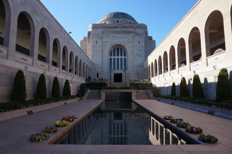 Canberra Travel Ideas - Australian War Memorial