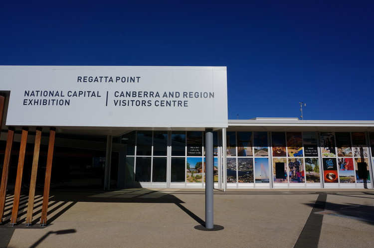 Canberra Travel Ideas - National Capital Exhibition