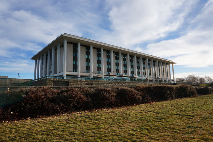 Canberra Travel Ideas - National Library of Australia