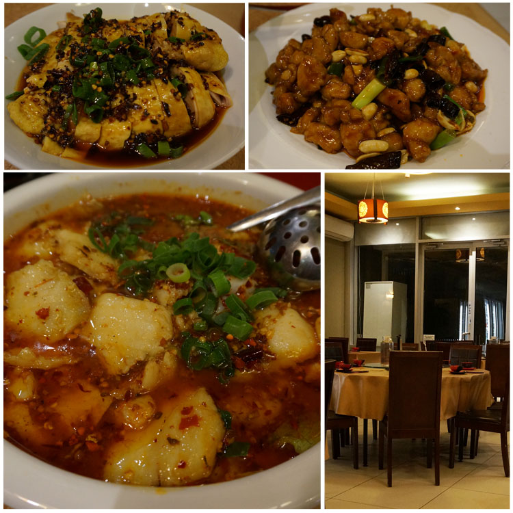 Canberra Travel Ideas - Spicy Ginger Restaurant's food